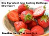 One Ingredient Challenge June, click image to take you there x